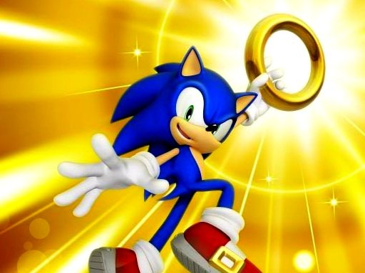 Play Sonic Path Adventure Game