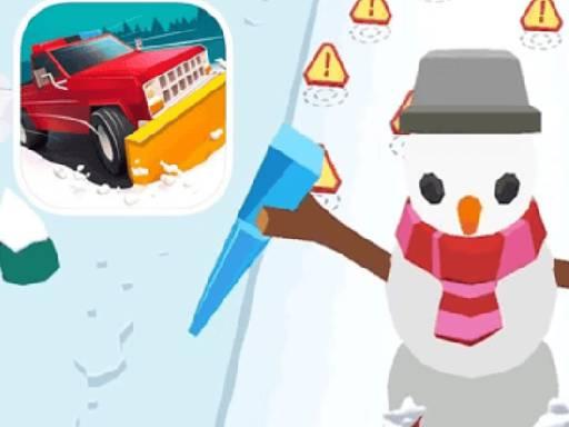 Play Snow Excavator Game