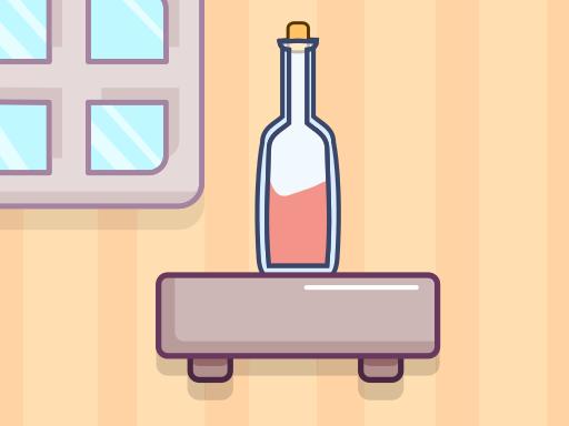 Play Flippy Bottle Game