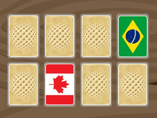 Play World Flags Memory Game