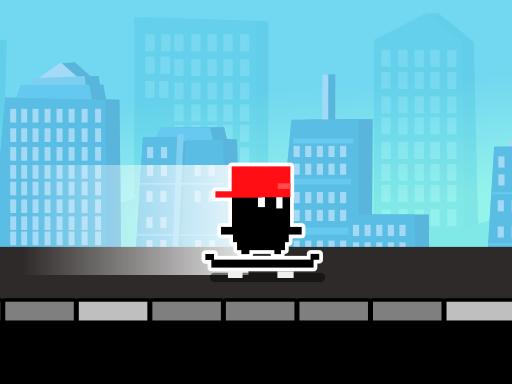 Play Pixel Skate Game
