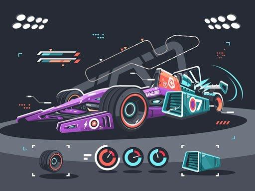 Play Powerful Cars Memory Game