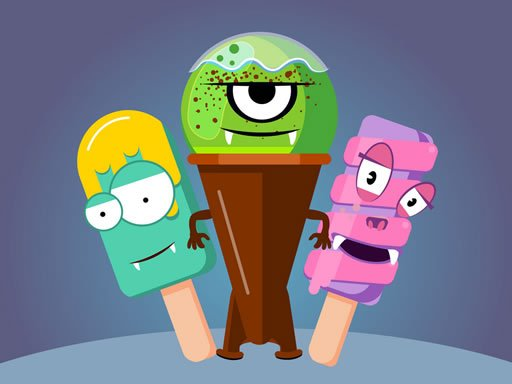 Play Crazy Monsters Memory Game