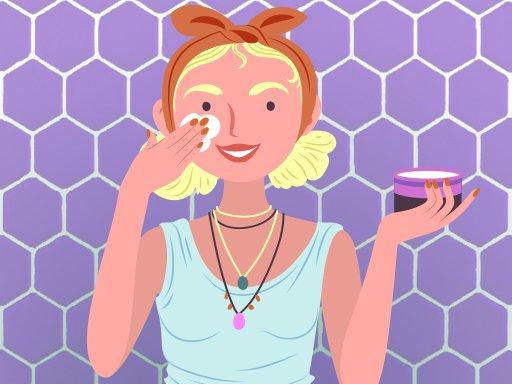 Play Skincare Crush Game