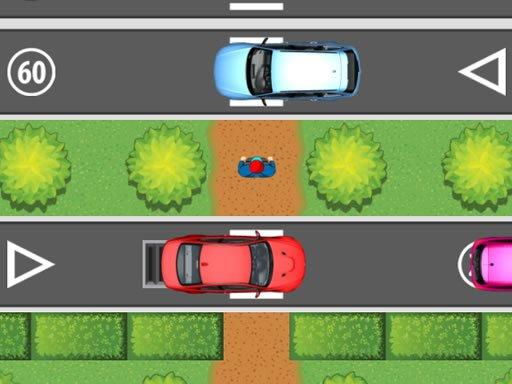 Play Avoid Traffic Game