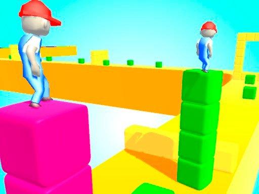 Play Cube Run Game