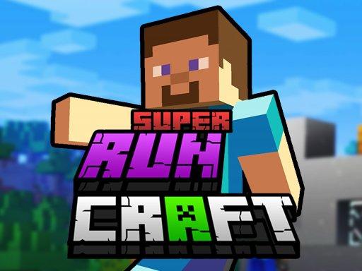 Play Super RunCraft Game