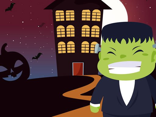 Play Scary Frankenstein Difference Game
