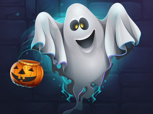 Play Spooky Ghosts Jigsaw Game