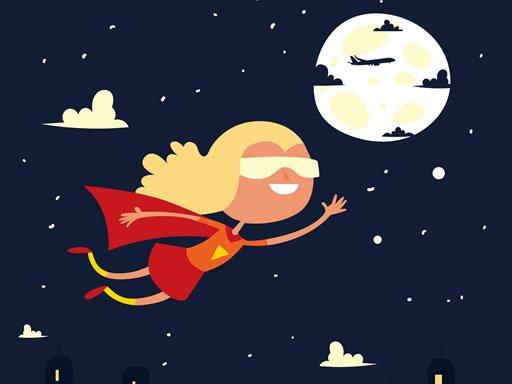 Play Kids Superheroes Memory Game