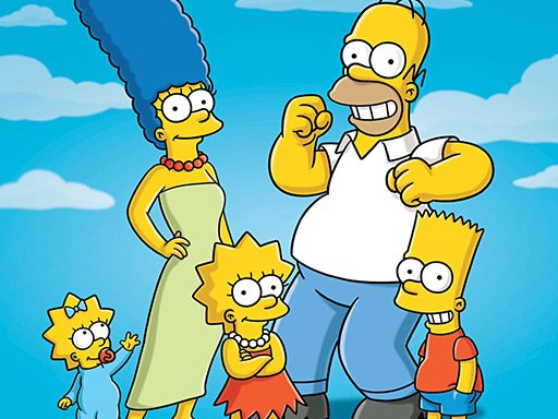 Play Simpsons Jigsaw Puzzle Collection Game