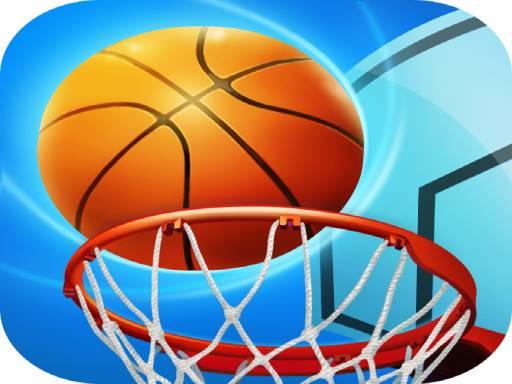 Play Basketball Throw Game