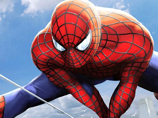 Play Spiderman Jigsaw Puzzle Collection Game