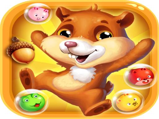 Play Bubble Pet Rescue Game