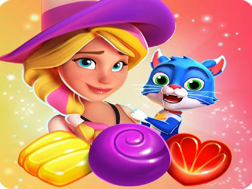 Play Candy Match 3 Jelly Game