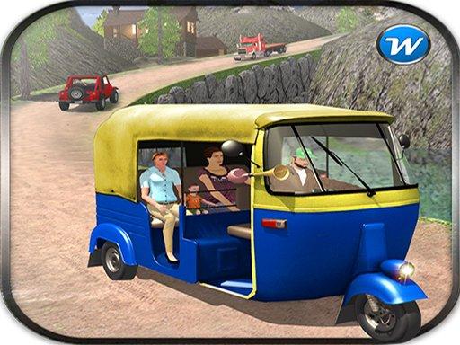 Play Tuk Tuk Driver Game