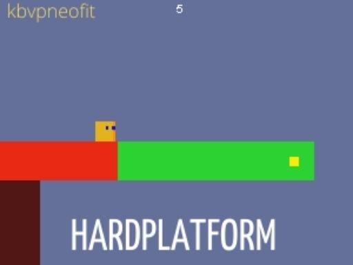 Play Hard Platform Game