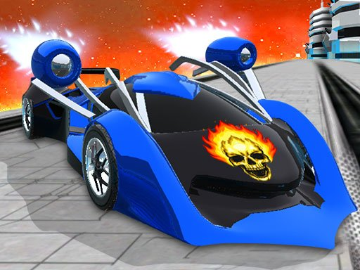 Play Fly Car Stunt 5 Game