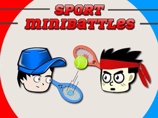 Play Sports MiniBattles Game