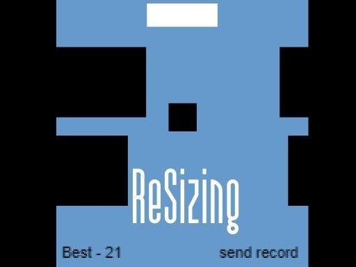 Play ReSizing – Timekiller Game