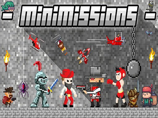 Play MiniMissions Game