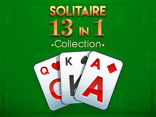 Play Solitaire 13in1 Collection Game