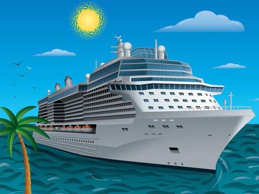 Play Cruise Ships Memory Game