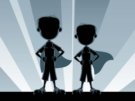 Play Little Superheroes Match 3 Game