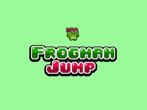 Play Frogman Jump Game
