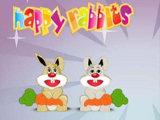 Play Happy Rabbits Game