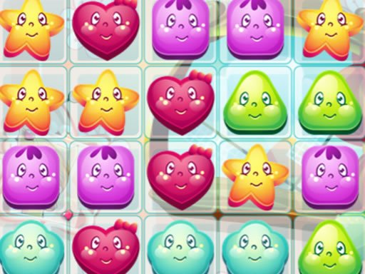 Play Cartoon Candy Deluxe Game
