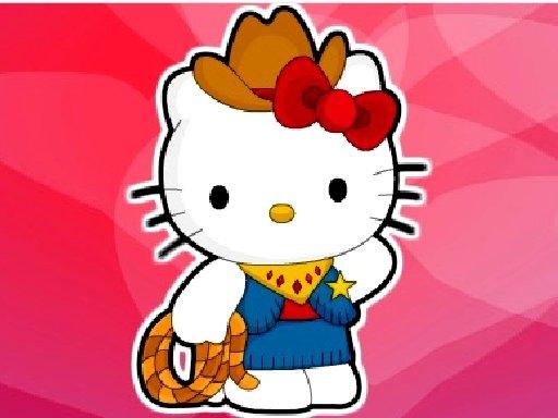 Play Hello Kitty Memory Challenge Game