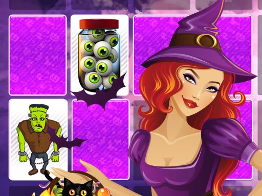 Play Scary Memory Game