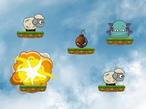 Play Blobs And Sheep Game