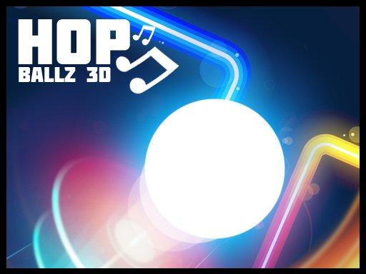 Play Hop Ballz 3D Game