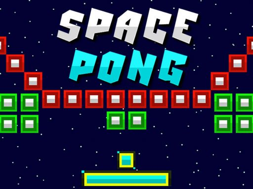 Play Space Pong Challenge Game
