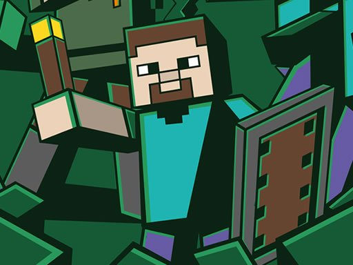 Play Minecraft Jigsaw Game
