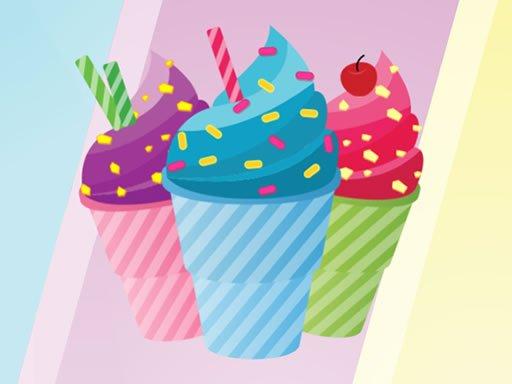 Play Ice Cream Memory Game