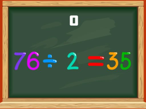 Play Equations Right or Wrong Game