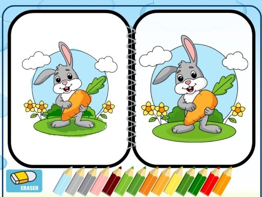 Play Easter Coloring Game