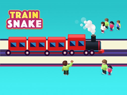 Play Train Snake Taxi Game