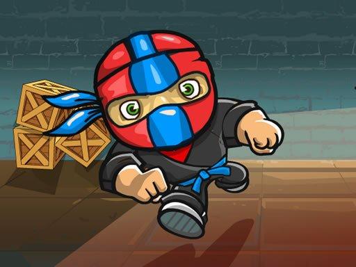 Play Ninja Hero Runner Game