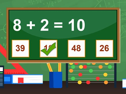 Play Math for Kids Game