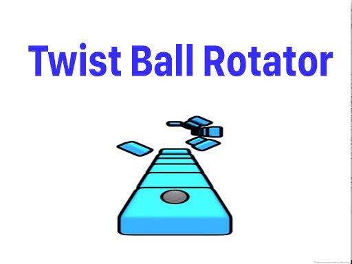 Play Twist Ball Rotator Game