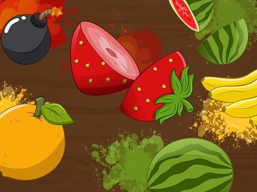 Play Cut Fruit Game