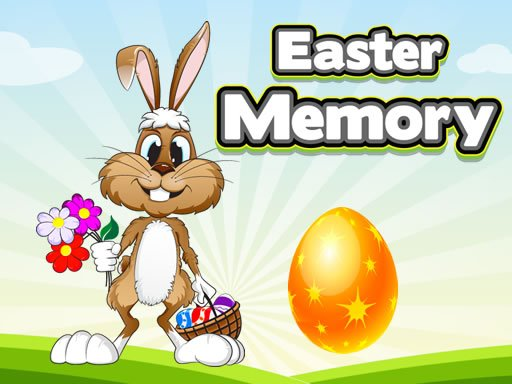 Play Easter Memory Game
