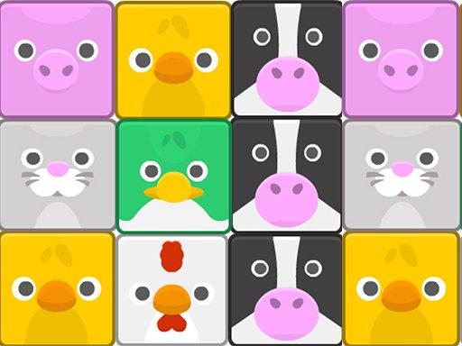 Play Farm Animals Dash Game