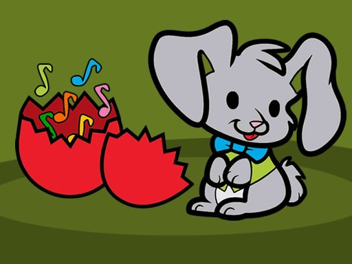 Play Easter Day Coloring Game