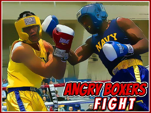 Play Angry Boxers Fight Game