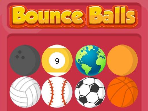 Play Bouncing Ball Game